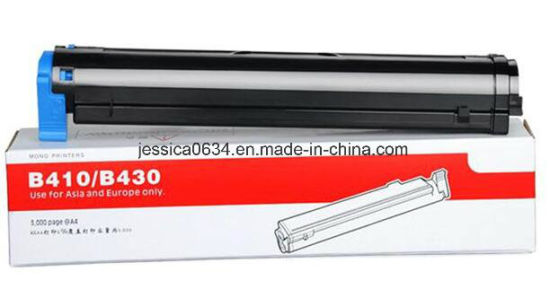 Compatible 43979102 Toner for B410/420/430/440/MB460/470/480