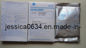 Compatible Konica Minolta Developer DV710 for Di551/650/5510/7210 /K7155/7165/7255/7272 / Bizhub 600/750