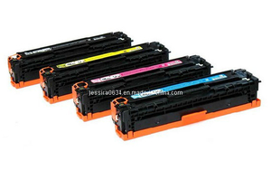 Toner Cartridge CE540 for HP Laser Jet Cm1300/Cm1312/Cp1210/Cp1215/Cp1515n/Cp1518ni