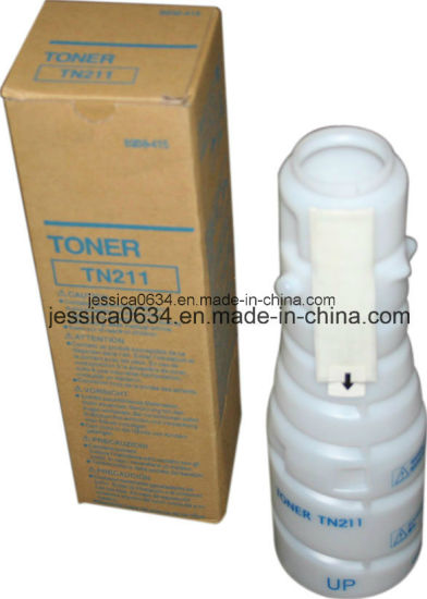 Compatible Konica Minolta Tn211 Toner Cartridges for Bizhub 200 250 282 Copier