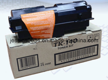 Compatible Tk130, Tk132, Tk134, Tk137, Tk140, Tk142, Tk144 Toner Cartridge for Use in Kyocera Fs-1028/1128mfp/Fs-1100/1300d/Km-2810 Toner